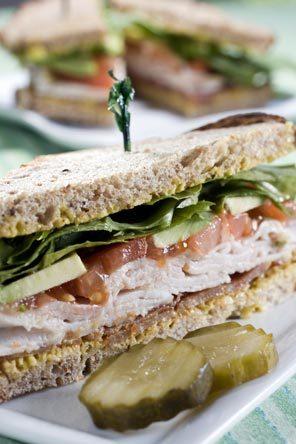 brancatos express turkey sandwich