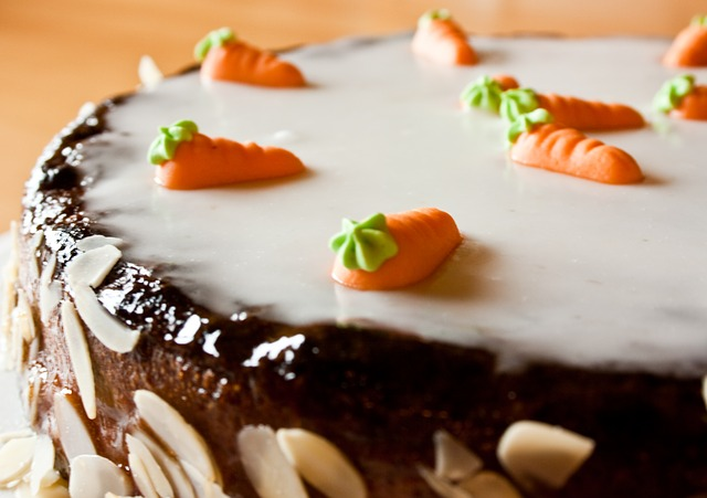 brancatos express carrot cake