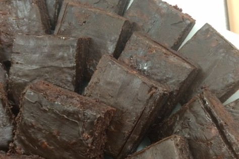 Fudge Brownies2