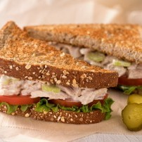brancatos express tuna sandwich